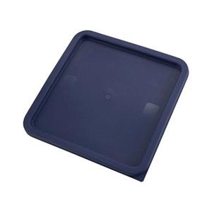 Winco PE Square Cover For 12 And 18 Quart Storage Containers