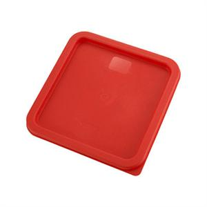 Winco PE Square Cover For 6 And 8 Quart Storage Containers