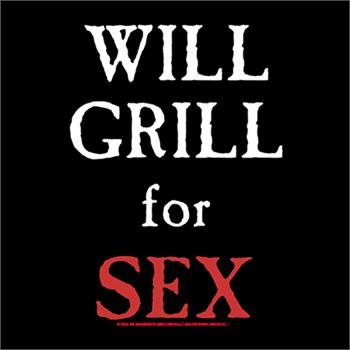 Funny Apron Company Will Grill For Sex Adult Apron