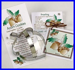 Ann Clark Acorn Cookie Cutter