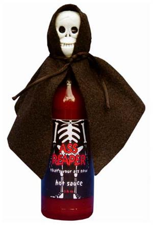 Ass Reaper Hot Sauce 5 oz.