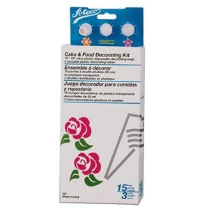 Cake & Food Decorating Set