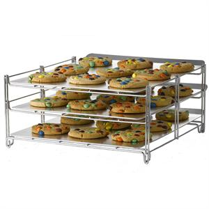 Nifty Home Products 3-in-1 Baking Rack Oven Insert