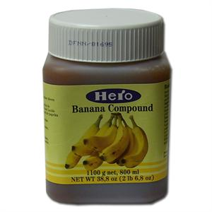 Hero Banana Fruit Compound 2.68 Pounds