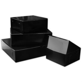 TBK Black Food Safe Cake Boxes