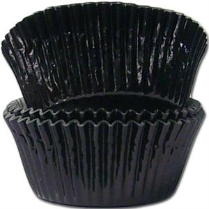 Black Foil Standard Baking Cups