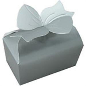 Large Bow One Piece Folding Candy Box