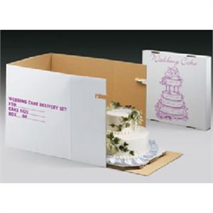 Decopac Tiered Cake Delivery Cartons