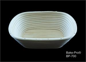 10-inch Oval Bread Brotform