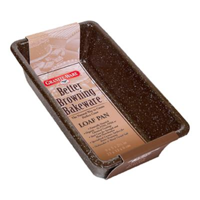 Granite-Ware Enameled Steel Loaf Pan