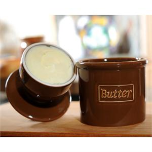 Coffee Original Butter Bell Crock