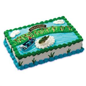 TBK Field & Stream Bass Fishing Cake Kit