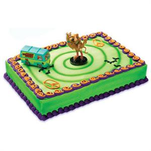 Bakery Crafts Scooby with Shaggy Cake Kit