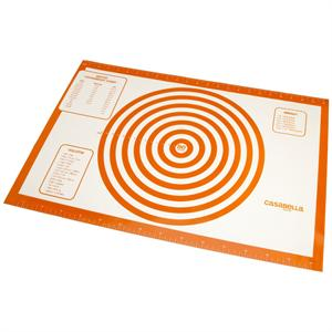 Casabella 24 x 16 Inch Silicone Baking/Pastry Mat