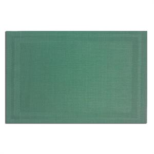 Pacific Merchants 17-in x 12-in Woven Placemat, Celedon