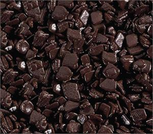 TBK Dark Chocolate Flakes - 12 Ounce