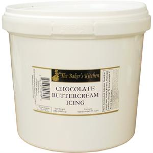 TBK Professional Chocolate Buttercream Icing