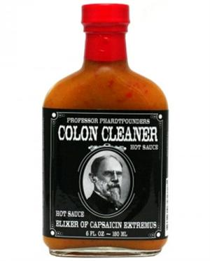 Colon Cleaner Hot Sauce 5.7 oz.