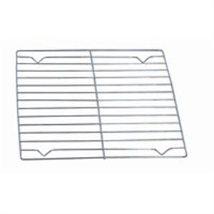 10 x 10-inch Square Chrome Cooling Rack