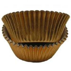Copper Foil Standard Baking Cups