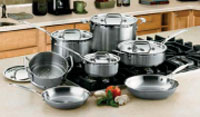 Cuisinart Multi-Clad Pro 12-pc. Cookware Set