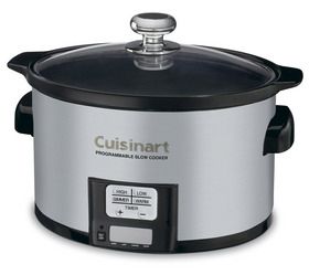 Cuisinart 3.5 Qt. Programmable Slow Cooker