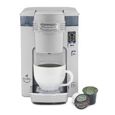 Cuisinart Compact Single-Serve Coffeemaker