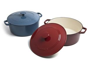 Cuisinart Chef's Classic Enameled Cast Iron Dutch Ovens