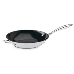 Cuisinart GreenGourmet Tri-Ply 8-in. Nonstick Skillet