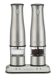 Cuisinart Rechargeable Salt and Pepper Mill