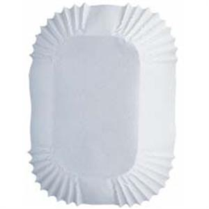 TBK Petite White Loaf Baking Cups