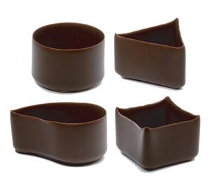 TBK Dark Asst. Mini Chocolate Cups 200 per pkg.