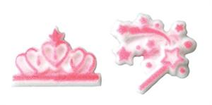 Lucks Pretty Princess Sugar Decorations