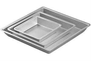 Wilton Diamond 3-Piece Cake Pan Set