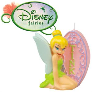 Wilton Disney Fairies Candle