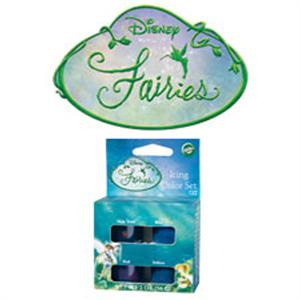 Wilton Disney Fairies Icing Color Set