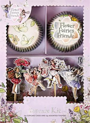 Fairies Garden Party Cupcake Kit