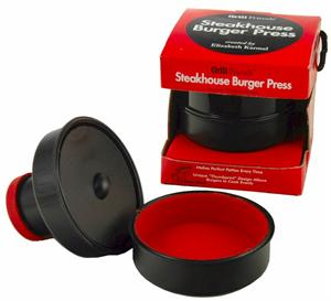 Steakhouse Burger Press