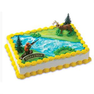 Field & Stream Deer Hunter Cake Kit