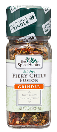 Spice Hunter Fiery Chile Fusion 1.5 oz