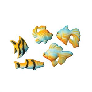 Aquarium Fish Sugar Decorations