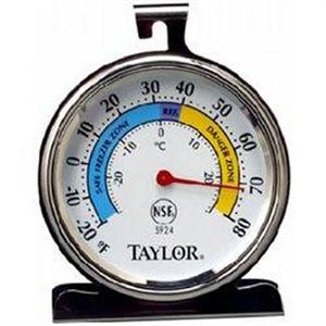 Taylor Refrigerator & Freezer Thermometer