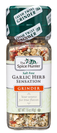 Spice Hunter Garlic Herb Sensation