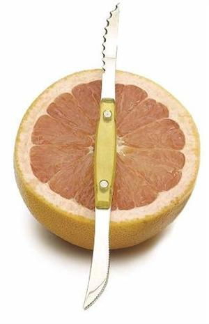 Double-Ended Grapefruit Knife