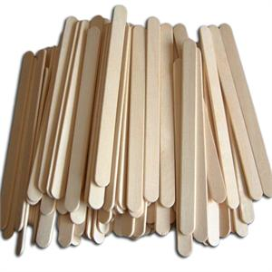 TBK 4-1-2 Inch Wooden Ice Cream Sticks