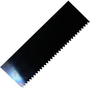 TBK Steel Decorating Comb-Smoother