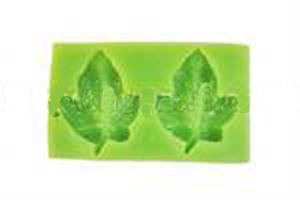 James Rosselles Silicone 3D Ivy Leaf Mold