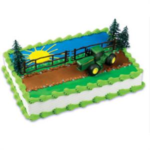 Bakery Crafts John Deere Cake Kit