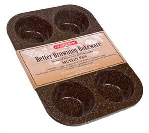 Granite-Ware Enameled Steel 6 Cup Jumbo Muffin Pan