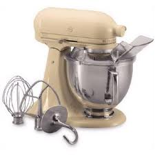 Artisan Series Stand Mixer Almond Cream